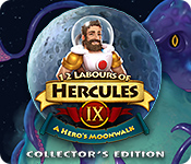 12 Labours of Hercules 9: A Hero's Moonwalk Collector's Edition