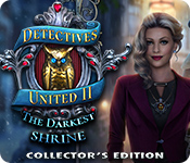 Detectives United 2: The Darkest Shrine Collector's Edition