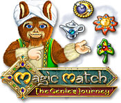 Magic Match - The Genie's Journey